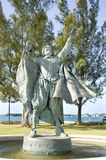 Staue do senhor George Sommers, Bermuda Foto de Stock