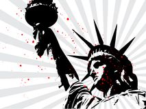 Staue of Liberty Royalty Free Stock Photography