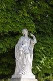 Staue in Luxembur Garden Royalty Free Stock Images