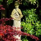 Stauette κήπων στοκ φωτογραφία