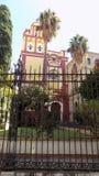 StAUGUSTINE教会  马拉加 免版税库存图片