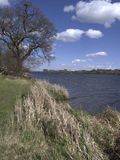 Staunton Harold reservoir Royalty Free Stock Images