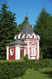 Stauropegial Novospassky monaster w Moskwa Fotografia Stock