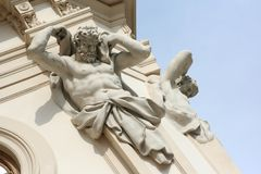 Staute in Vienna Royalty Free Stock Photography