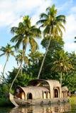 StauwasserBoathouse Lizenzfreie Stockbilder