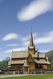 Stav church Lom Royalty Free Stock Image