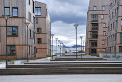 Stavanger Øst Siriskjer Imágenes de archivo libres de regalías