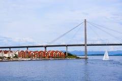 Stavanger - Νορβηγία Στοκ Φωτογραφία