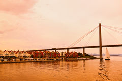 Stavanger - Νορβηγία Στοκ Φωτογραφίες