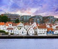 Stavanger - Νορβηγία Στοκ Εικόνες