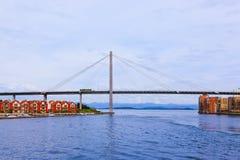 Stavanger - Νορβηγία Στοκ εικόνα με δικαίωμα ελεύθερης χρήσης