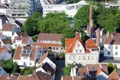 Stavanger 1, Noruega foto de stock
