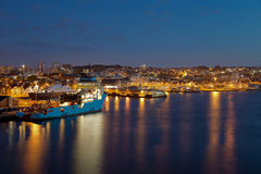 Stavanger Στοκ φωτογραφία με δικαίωμα ελεύθερης χρήσης