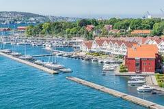 Stavanger Zdjęcia Royalty Free