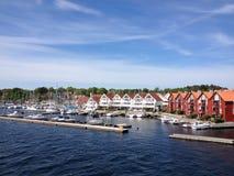 Stavanger Stock Afbeelding