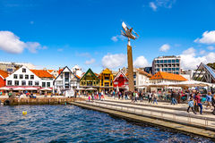 Stavanger Royaltyfria Bilder