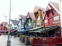 Stavanger Lizenzfreies Stockfoto