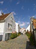 Stavanger Gamle Fotografie Stock