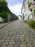 Stavanger Gamle. Stavanger Wood House, typical architecture or norweigan style Royalty Free Stock Photos