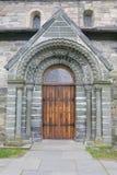Stavanger katedra 016 Obraz Stock