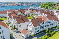 Stavanger Marina Stock Photography