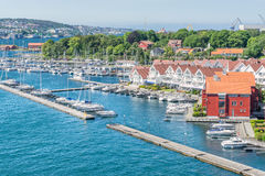 Stavanger Royalty Free Stock Photos