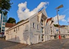 Stavanger maritimt museum, Norge royaltyfria foton