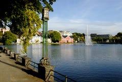 Stavanger, Noorwegen Stock Afbeelding