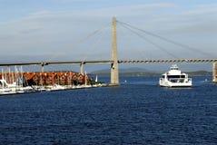 Stavanger, Noorwegen Royalty-vrije Stock Foto