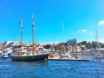 Stavanger, Noruega Fotografia de Stock