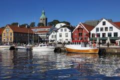 Stavanger, Norvegia Fotografie Stock Libere da Diritti