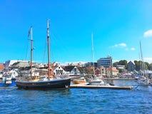Stavanger, Norvegia Fotografia Stock