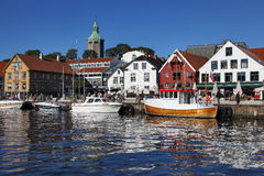Stavanger, Norway Royalty Free Stock Photos