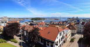 Stavanger, Norway Royalty Free Stock Image