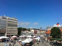 Stavanger norway Obrazy Royalty Free