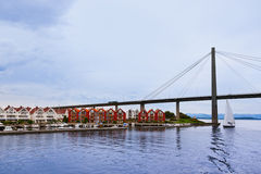 Stavanger - Norway Royalty Free Stock Image