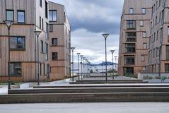 Stavanger Øst Siriskjer Royalty Free Stock Images