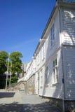 Stavanger stad som bygger 01 Arkivbilder