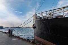 Stavanger statek 01 Zdjęcie Royalty Free
