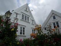 Stavanger w Norway Zdjęcia Royalty Free
