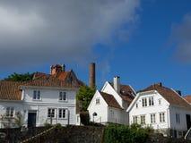 Stavanger w Norway Obraz Royalty Free