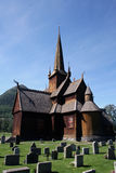 Stave-church Stock Photos