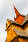 Stave Church Stock Image
