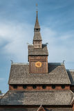 Stave Church Royalty Free Stock Image