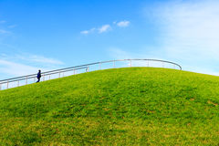 Stave Hill in London, UK Royalty Free Stock Photos
