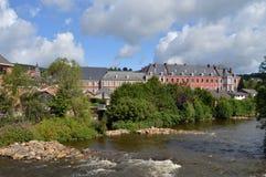 Stavelot Belgia - Zdjęcie Royalty Free