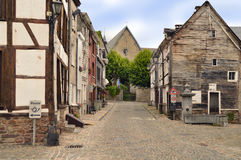 Stavelot, Belgien Stockfoto