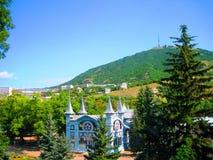 Stavropol region Obrazy Royalty Free