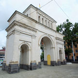Stavropol, Tiflis-poort Royalty-vrije Stock Fotografie