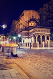 Stavropoleos church in Bucharest Stock Photos